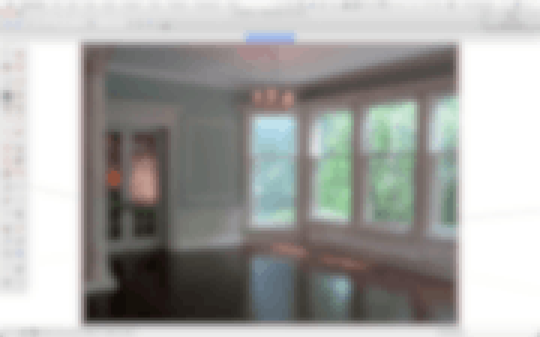 interior design example before