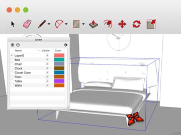 SketchUp Tutorial Series: SketchUp Level 2: Organized Modeling