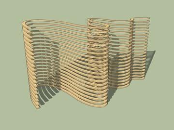 SketchUp Tutorial Series: Complex & Organic Modeling: Shape Bender