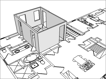 SketchUp Tutorial Series: SketchUp for Interiors Level 1: 3D Models from As-Built Measurements & Drawings