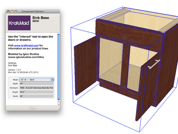 SketchUp Tutorial Series: Dynamic Components Q&A